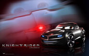 Cars knightrider by danyboz-d1yi4nq