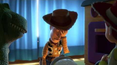 Toy Story 3 - Mission 1 Woody & Buzz