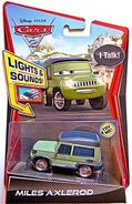 Miles axlerod lights & sounds cars 2 lights & sounds