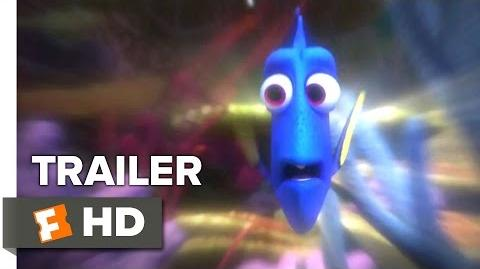 Finding Dory Official Trailer 1 (2016) - Ellen DeGeneres, Idris Elba Animation HD