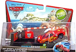 File:Lightning mcqueen with racing wheels cars 2 pit row launcher.jpg