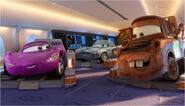 Holley and Mater