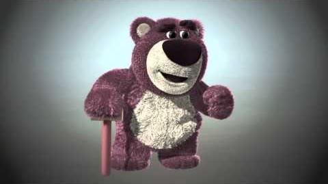 TOY STORY 3 Lotso Audition