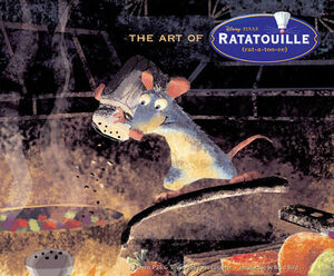 Artbook-ratatouille