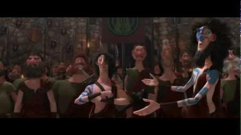 """Video - Brave - Extended Clip 4 """"The Suitors"""" HD 