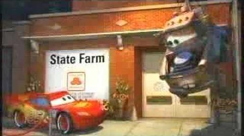 StateFarm-Cars TV Spot-2006