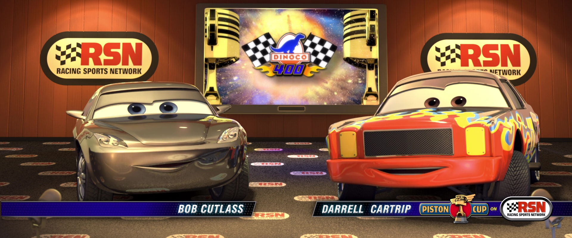 Darrell Cartrip Pixar Wiki Fandom Powered By Wikia