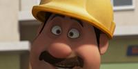 Construction Foreman Tom