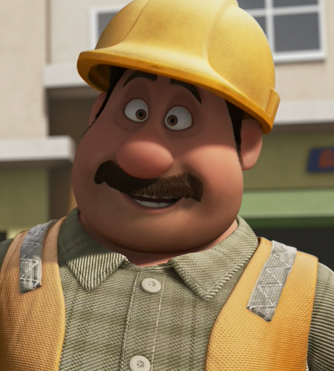 Construction Foreman Tom Pixar Wiki Fandom Powered By