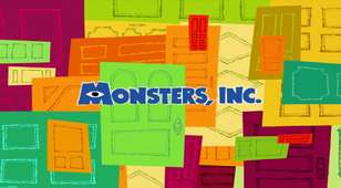 Monsters, Inc. title card