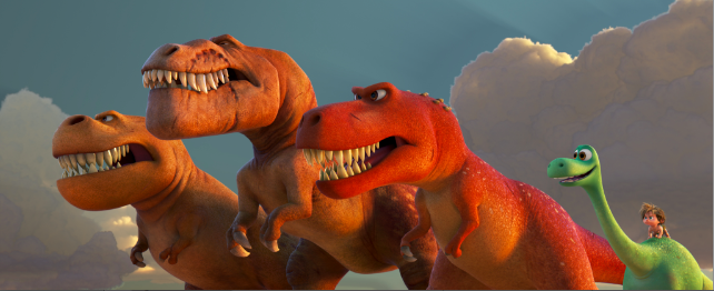 Good Dinosaur D23