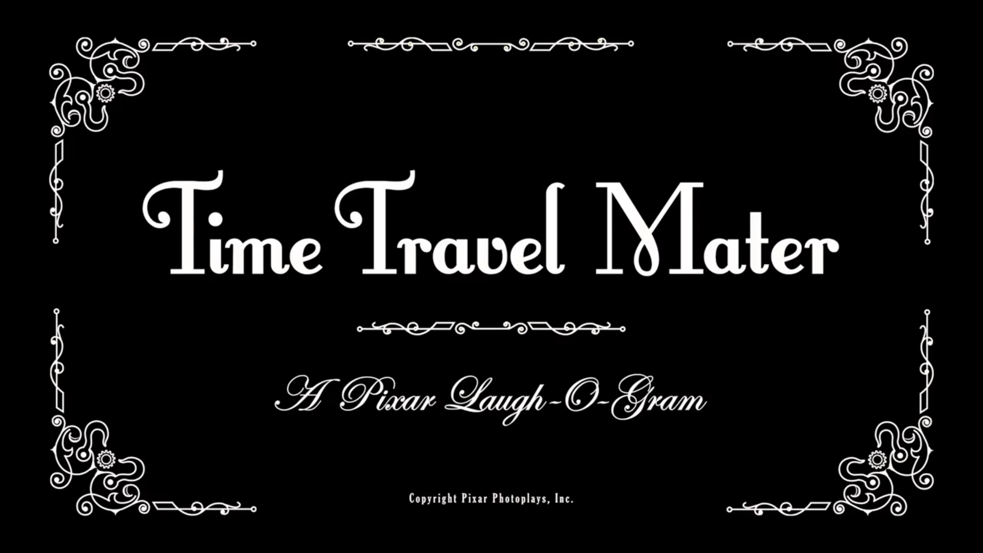 Time Travel Story Titles
