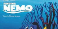 Finding Nemo Cast & Crew Soundtrack