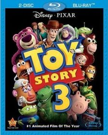 Toy Story 3 Blu-ray cover