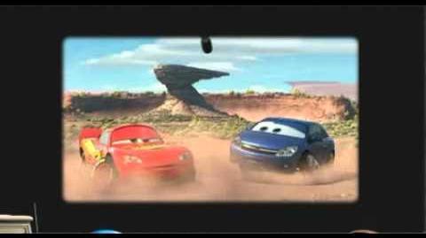 Disney Pixar Cars - Opel Promotion