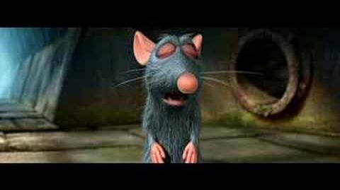 Ratatouille Teaser