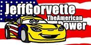 Jeff gorvette by lightningmcqueen95-d4lxve0