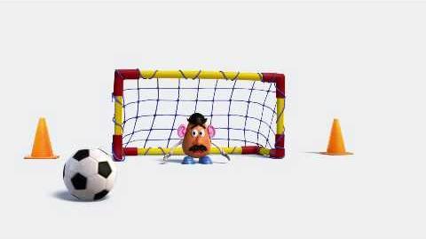 Toy Story 3 - Soccer Rex