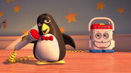 Wheezy and Mr. Mike