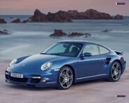 2007 porsche 911 turbo 1