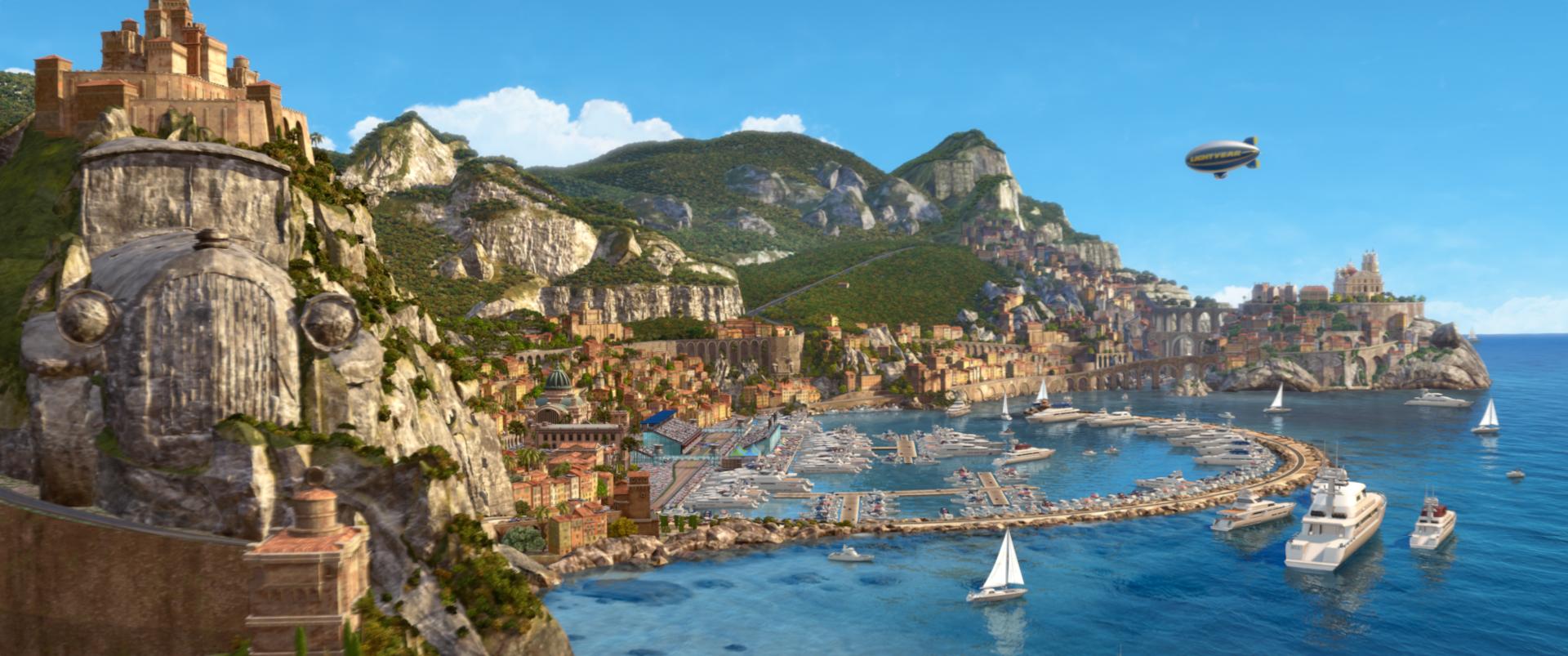 Porto Corsa | Pixar Wiki | Fandom powered by Wikia
