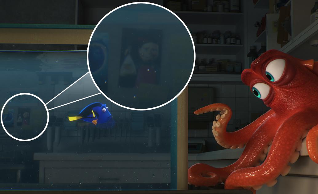 Finding Dory Trivia Pixar Wiki Fandom Powered By Wikia