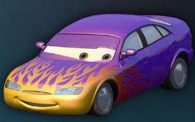 Cars-marilyn