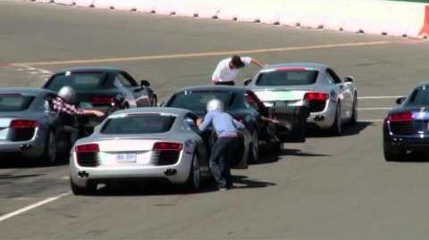 Cars 2 Getting Behind The Wheel - Bonus