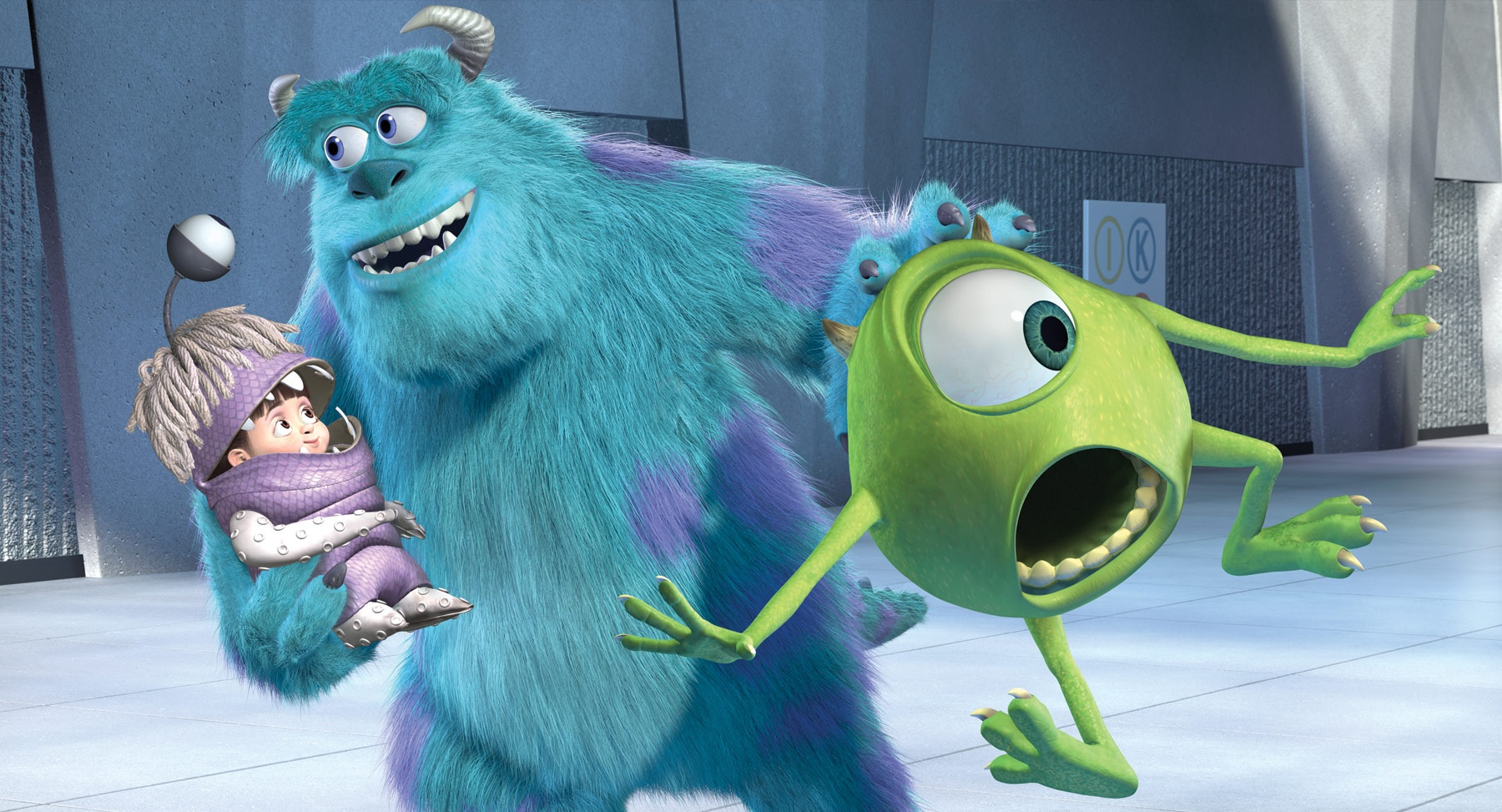 Uncategorized Sulley Mike And Boo image mikesulley pixar wiki fandom powered by wikia