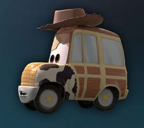 Cars-woody