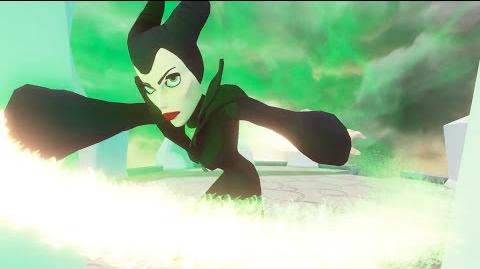 Merida & Maleficent Trailer - Disney Infinity (2