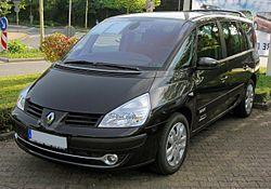 File:250px-Renault Espace IV Facelift 20090801 front.JPG