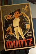 Muntz poster