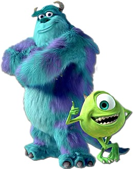 File:Mike Wazowski and Sulley.jpg