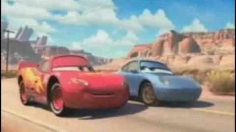 Disney Pixar Cars - Hertz