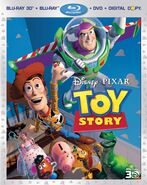 ToyStory Blu-ray and DVD