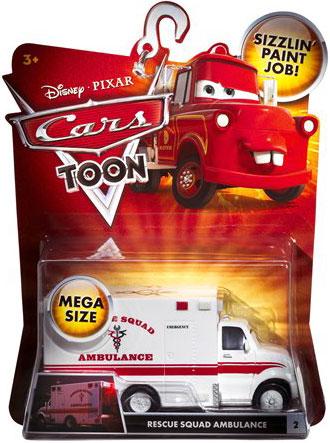 File:Cars toon - rescue squad ambulance mega size.jpg