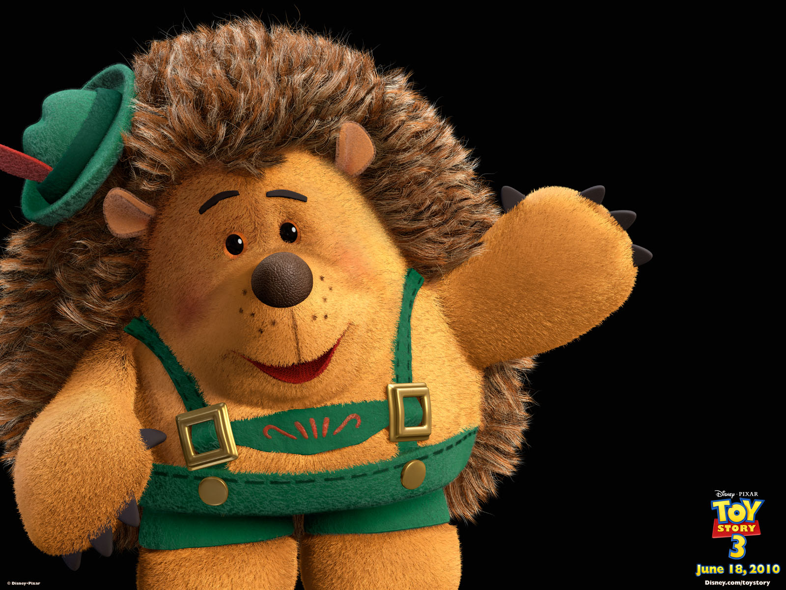 Toy Story 3 Toys : Mr pricklepants pixar wiki fandom powered by wikia