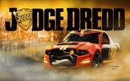 Cars judge dredd by danyboz-d4nyue4