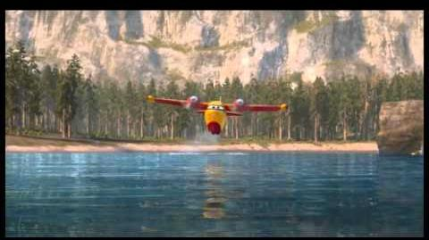 Disney's Planes Fire & Rescue Dipper (In Cinemas 4 September 2014)
