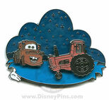 Wdw white glove tow mater 101906