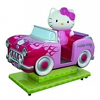 Hello Kitty Happy Car