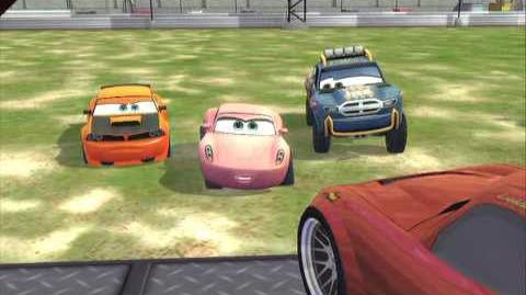 Chick Hicks Showdown Pixar Cars Wiki Fandom Powered By Wikia