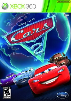 Cars 2 the video game frontcover large RXqLseM0ipMVUzQ-1-