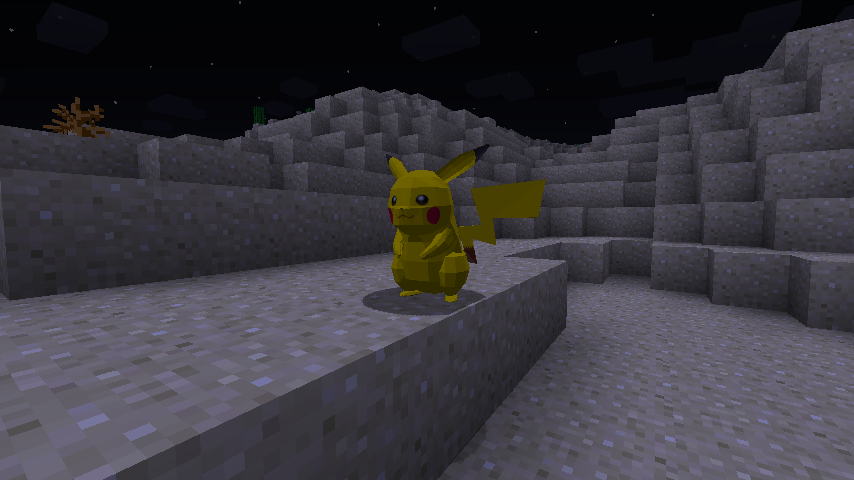 The gallery for -- Shiny Persian In Pixelmon