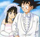 Goku i Chichi - ślub.jpg