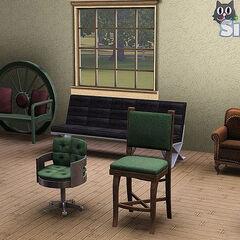 Kanapy, leżaki, stołki barowe a także... mrówki!