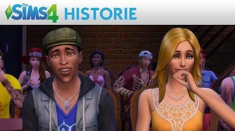 The Sims 4 Historie - oficjalne wideo