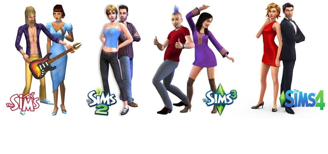 Meble do the sims 2
