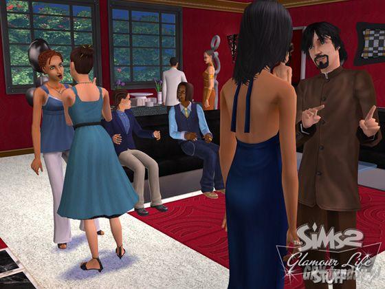 The Sims 2: Szyk i Elegancja